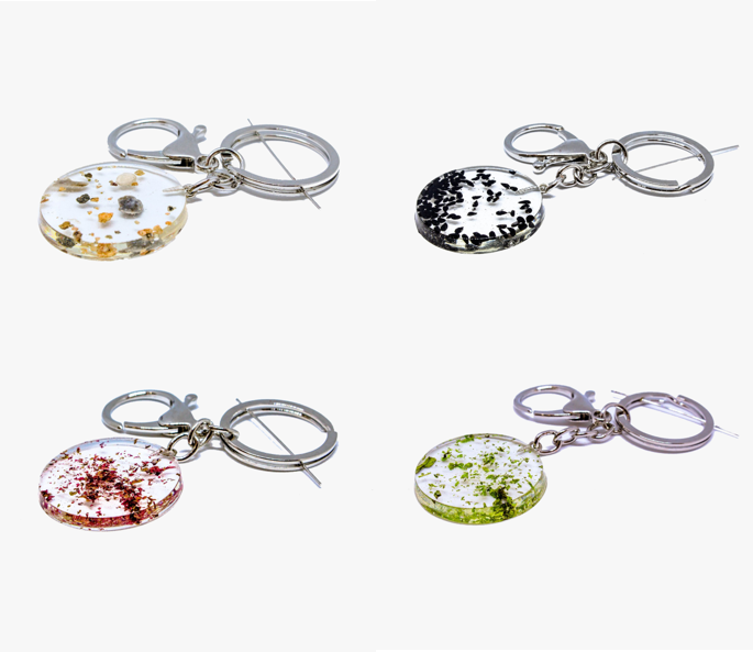 Madina elements Keychain Collection - BabMakkah Stores