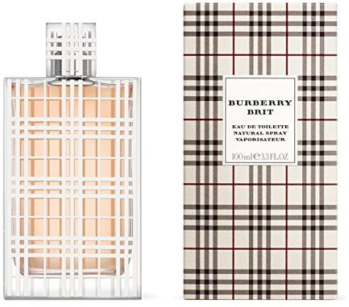 Burberry Brit EDT for Women 100ml - BabMakkah Stores