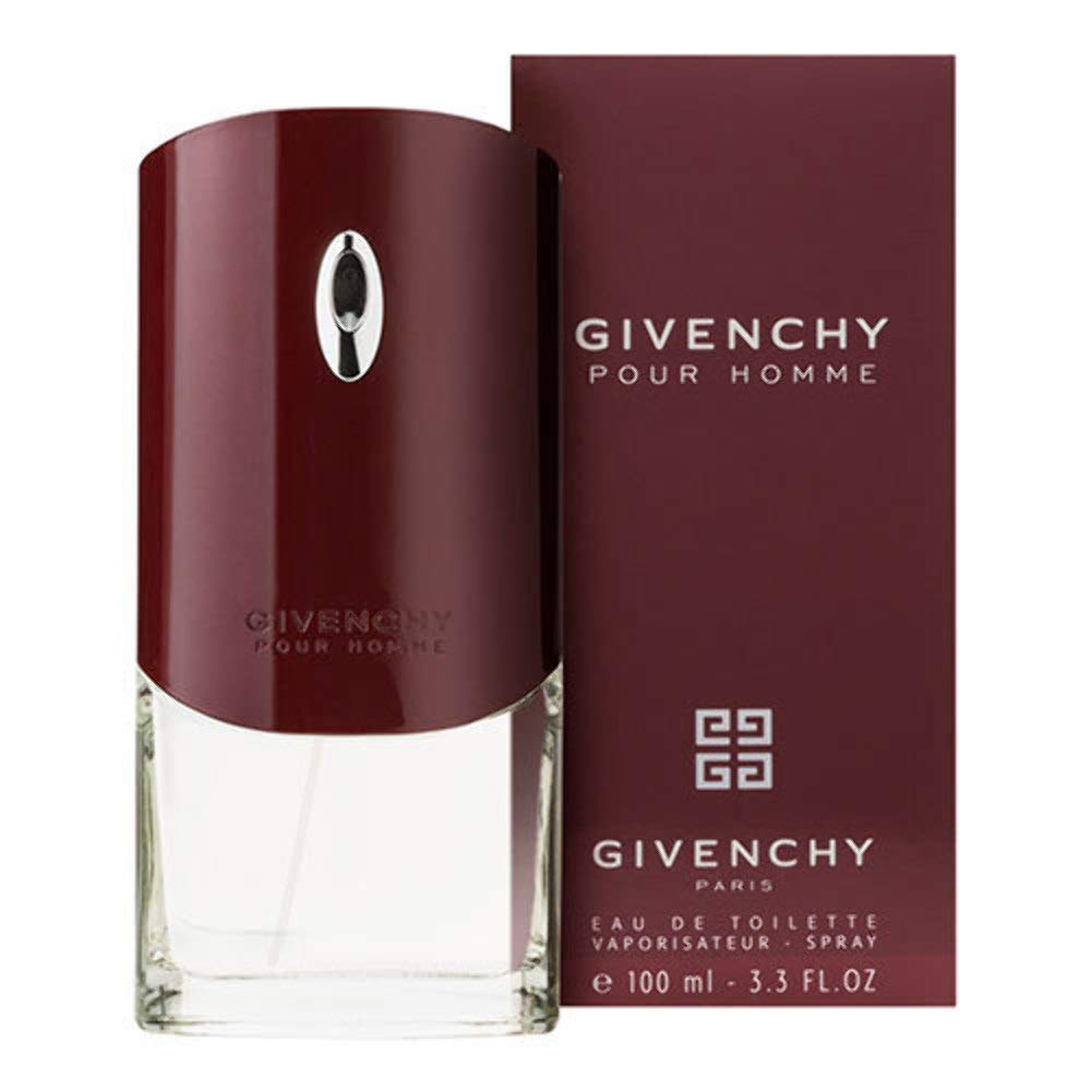 Givenchy Mens Fragrance Pour Homme Toilet 100ml - BabMakkah Stores