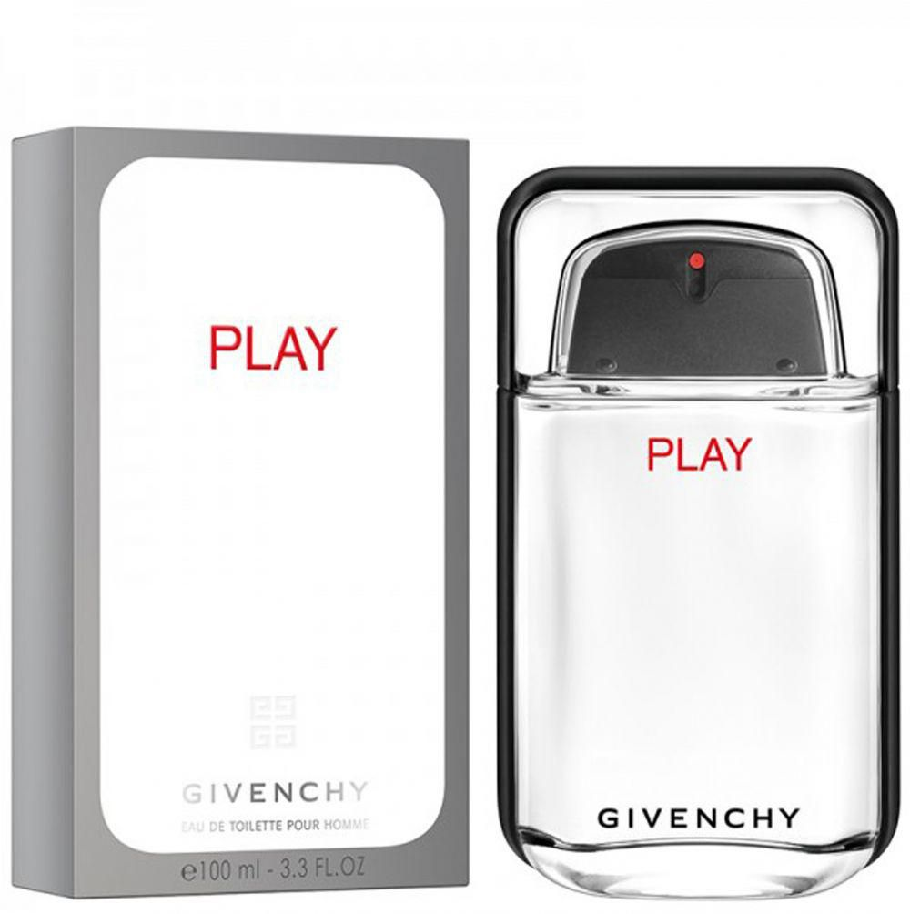 Givenchy perfume Play Toilet Men 100ml - BabMakkah Stores