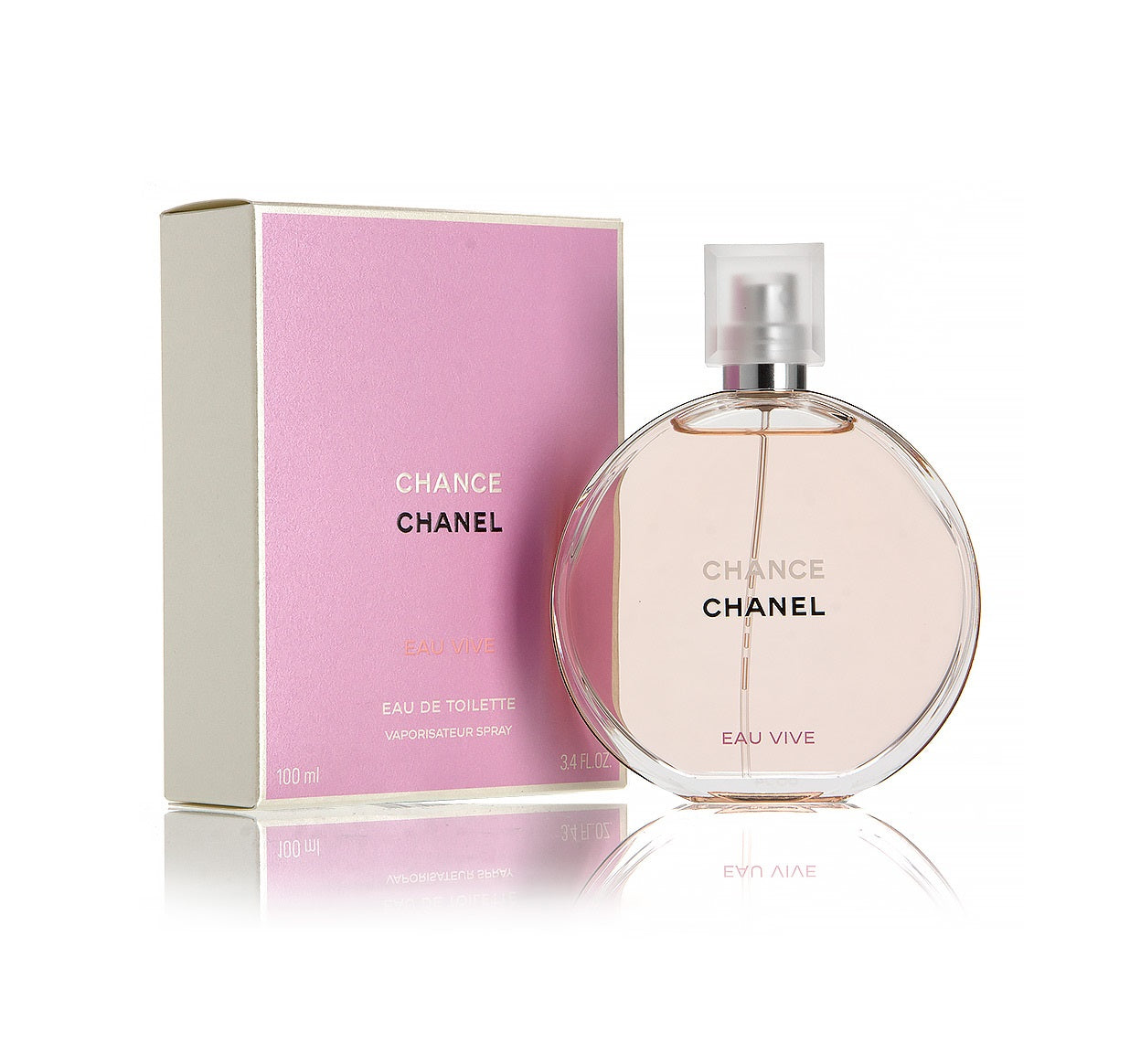 Chanel Chance Vive EDT for Women 100ml - BabMakkah Stores
