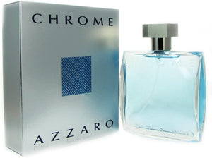 Chrome fragrance Lazzaro Antad toilet Mens 100ml - BabMakkah Stores