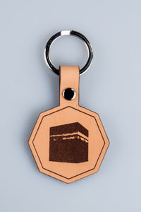 Kaabah Keychain - Natural color - BabMakkah Stores