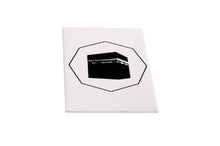 Load image into Gallery viewer, Octagon Kaabah magnet - White - BabMakkah Stores
