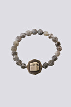Load image into Gallery viewer, Octagon Labradorite star cut stone bracelet - BabMakkah Stores