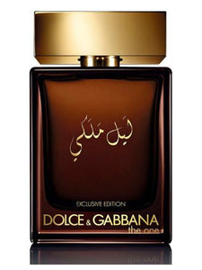 Dolce & Gabbana The One Royal Night Perfume Men 150ml - BabMakkah Stores