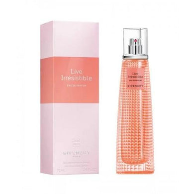 Givenchy Live Irresistible Eau de Parfum for Women 75ml - BabMakkah Stores