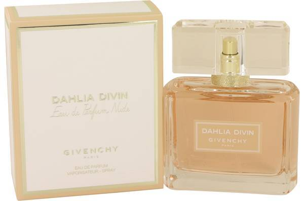 Givenchy Dahlia Divin Nude EDP for Women, 75ml - BabMakkah Stores