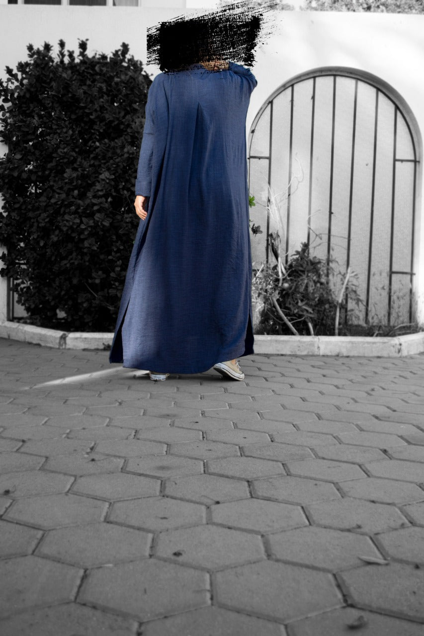Basic - Blue By Hullah - BabMakkah Stores