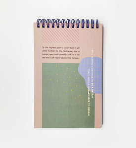 I will dream Notepad - BabMakkah Stores