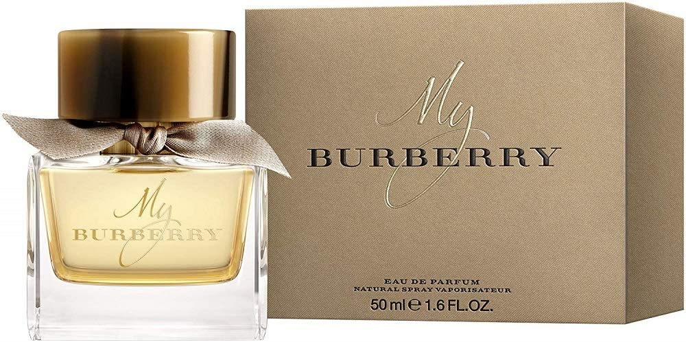 My Burberry by Burberry for Women EDP 50ml - BabMakkah Stores