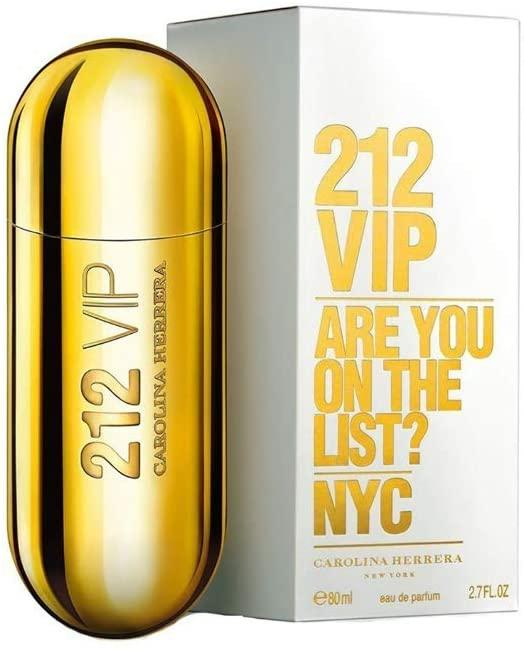 Carolina Herrera 212 VIP for Women 80ml - BabMakkah Stores