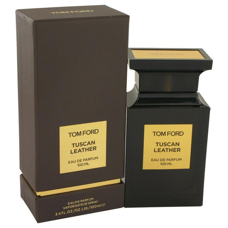 Tom Ford Tuscan Leather Perfume 100ml - BabMakkah Stores