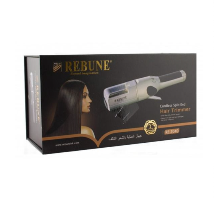 Rebune Hair Trimmer RE-2040 - BabMakkah Stores