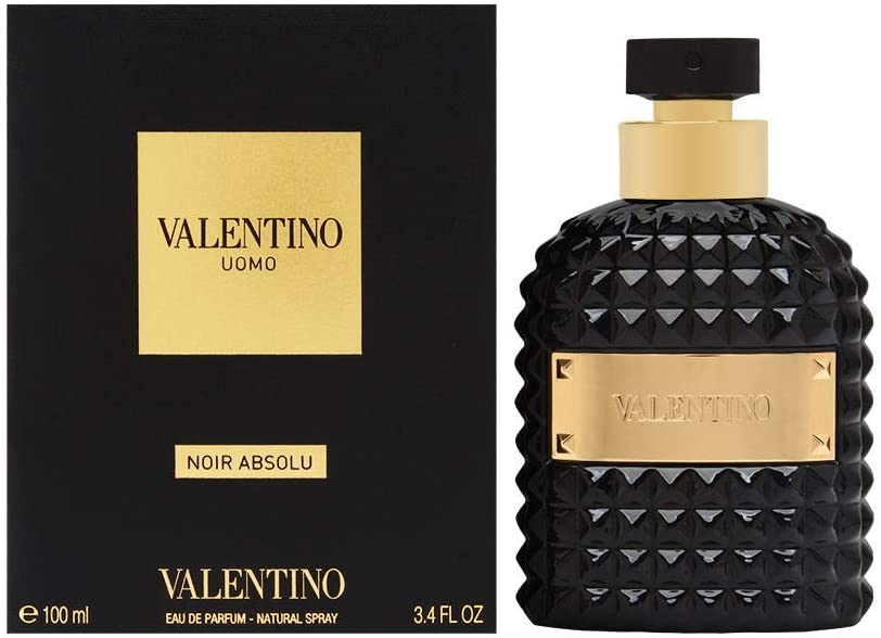 Valentino perfume Noir Men Perfume Absolue caught 100ml - BabMakkah Stores