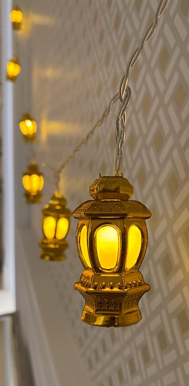 Hanging Lights - Big Fanoos - BabMakkah Stores