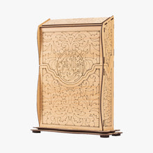 Load image into Gallery viewer, Quran Box - Light Brown - BabMakkah Stores