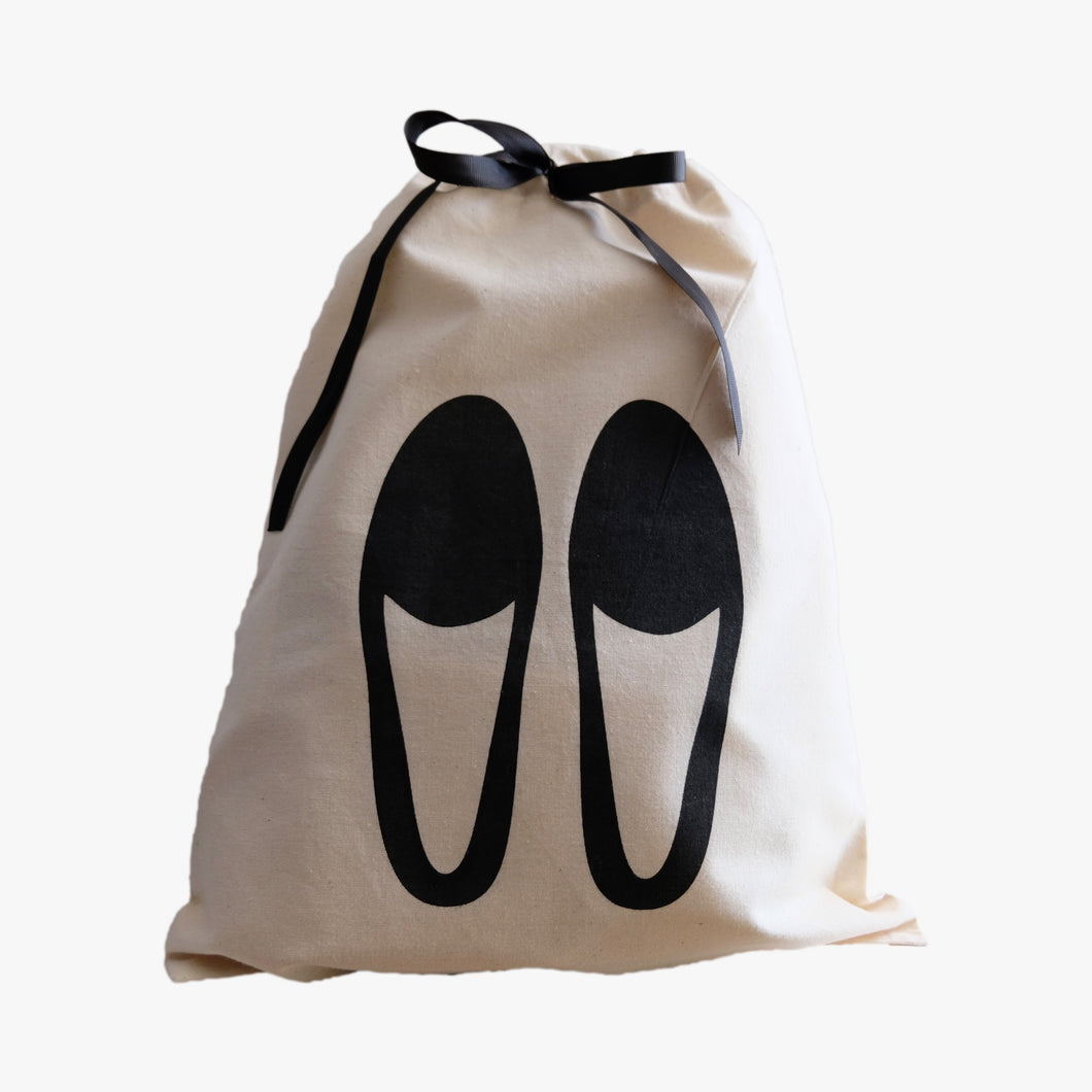 Flat Shoes Cloth bag - BabMakkah Stores