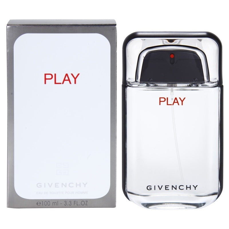 Givenchy Play EDT for Men 100ml - BabMakkah Stores