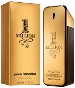 Fragrance paco rabanne One Million Men Toilet 100ml - BabMakkah Stores
