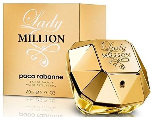 Fragrance paco rabanne Lady Million Brave Womens 100ml - BabMakkah Stores