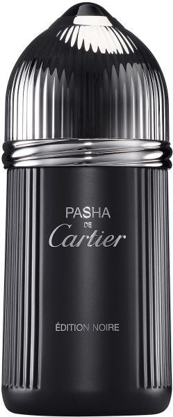 Cartier Pasha de Cartier Edition Noire Eau de Toilette for Men 100ml - BabMakkah Stores