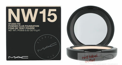 Brand In Box Mac Studio Fix Powder Plus Foundation Nw15 - BabMakkah Stores