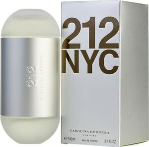 كارولينا هيريرا 212 NYC EDT for Women 100ml - BabMakkah Stores