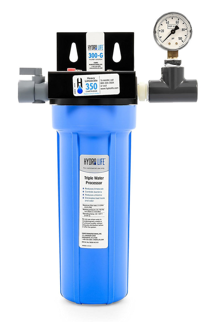 Hydro-Life-52641-300-Series-Model 300-G-Filtration-System