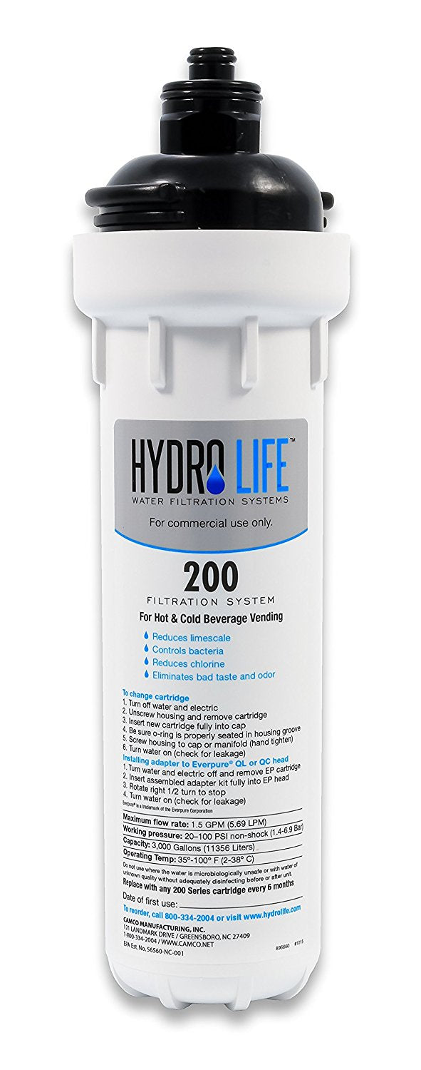 Hydro Life 52621 200-Series-Model-200-E_Filtration-System