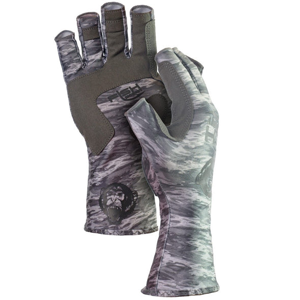 Fish Monkey Half Finger Guide Gloves