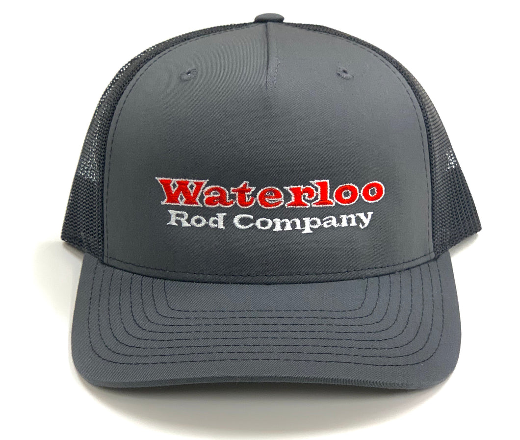 Waterloo Charcoal and Black Cap