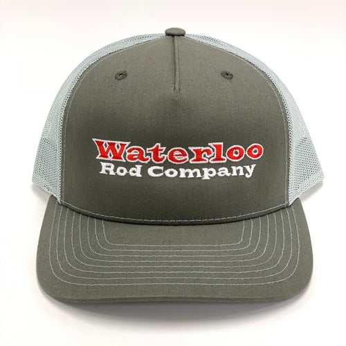 Waterloo Grey Green Cap