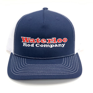 Waterloo Navy Cap
