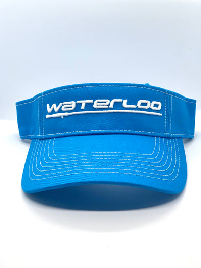 Atlantic Blue GameGuard Visor