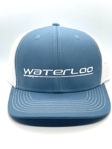 GameGuard Waterloo Cap - Slate and White
