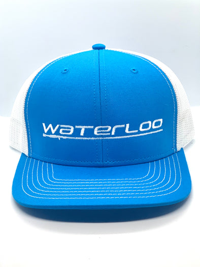 GameGuard Waterloo Cap - Atlantic Blue