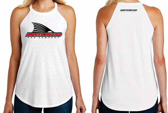 Waterloo White Women's Tank