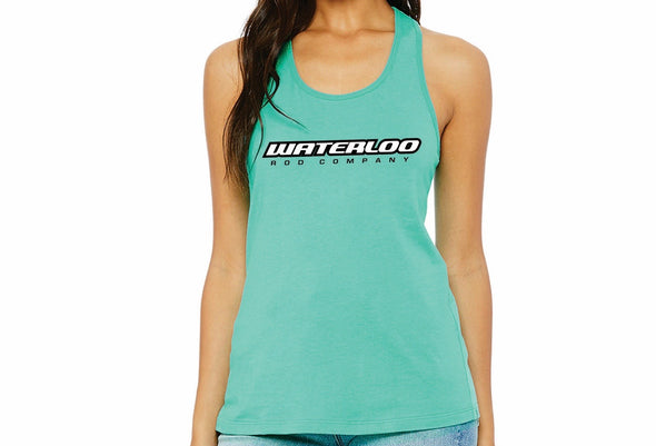Waterloo Teal Women's Tank