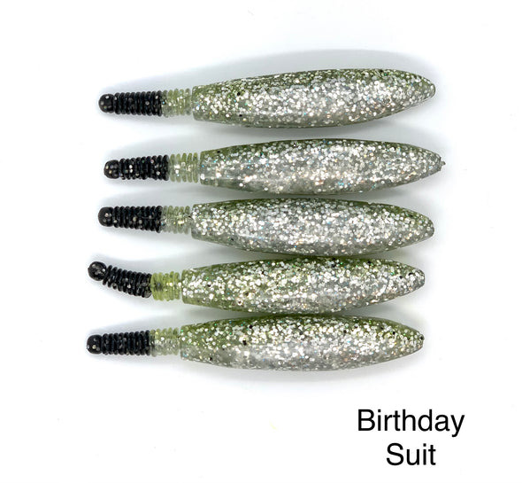 Trout Support Lures (Multiple Colors)