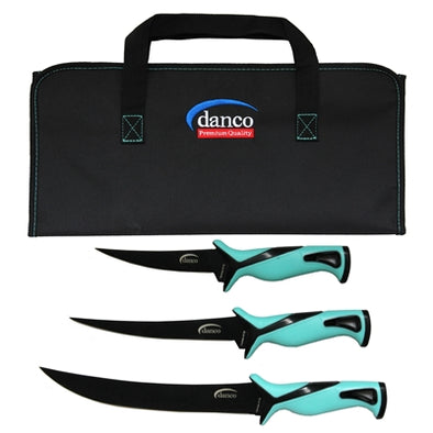 Danco Pro Series Roll Up Bag Kit- Seafoam