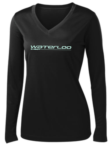 Women's Black Performance Shirt