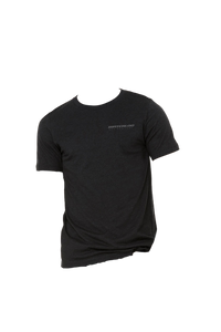 Black Heather Waterloo Short Sleeve Tee