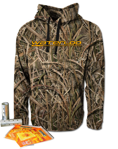 Mossy Oak Blades Waterloo Hooded Sweatshirt
