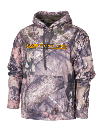 Mossy Oak Waterloo Hooded Pullover Sweatshirt