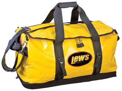 Lew's Yellow Boat Bag