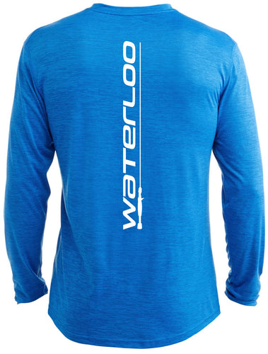 Electric Blue Waterloo Performance Shirt