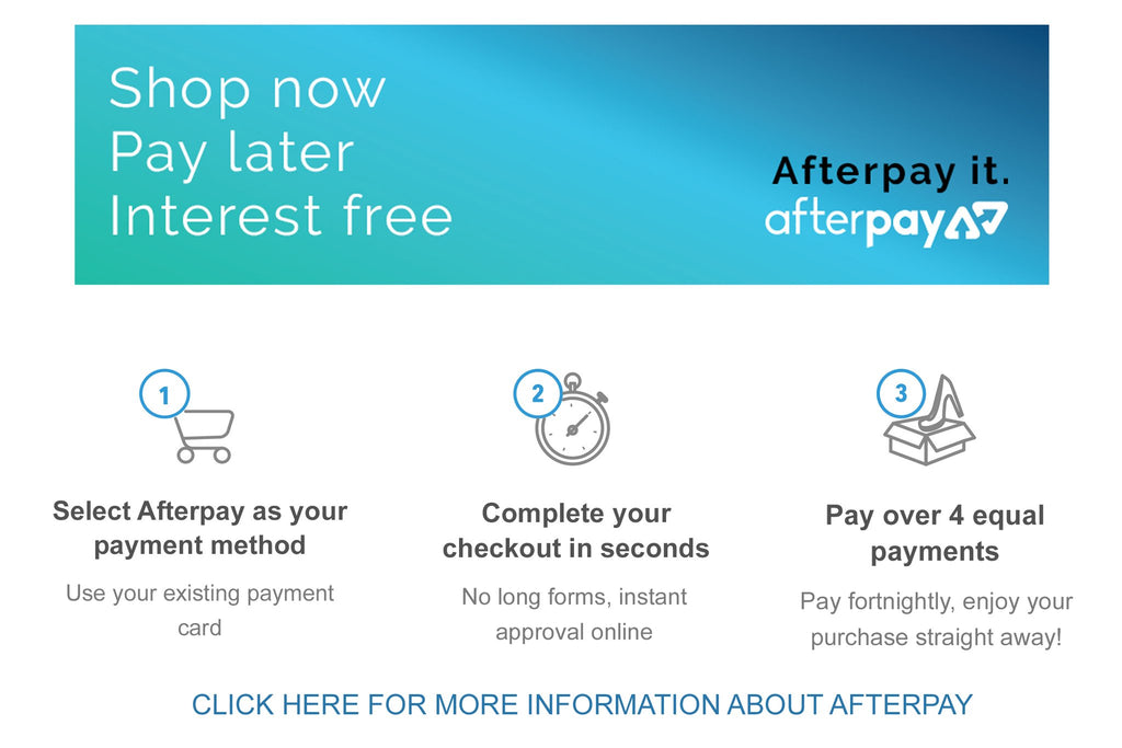 Afterpay - Shop now pay later