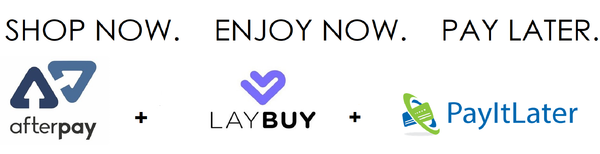 shop now pay later with laybuy, afterpay, payitlater