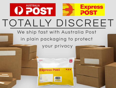 Express Discreet Delivery of Sex Toys Australia Wide
